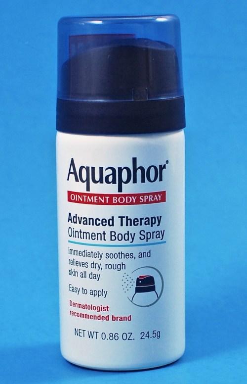 Aquaphor ointment spray