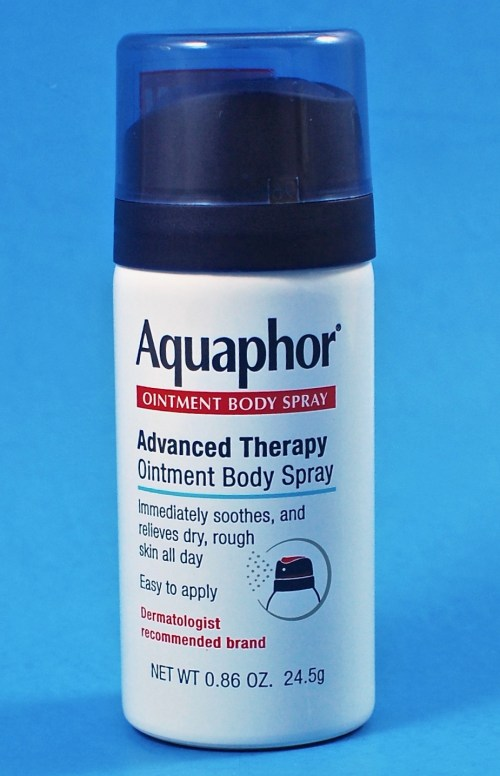 Aquaphor ointment spray