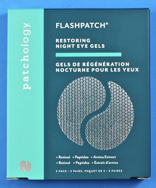 Patchology eye gels
