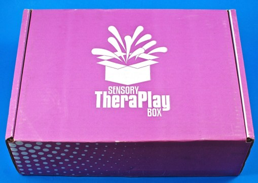 Sensory Theraplay box