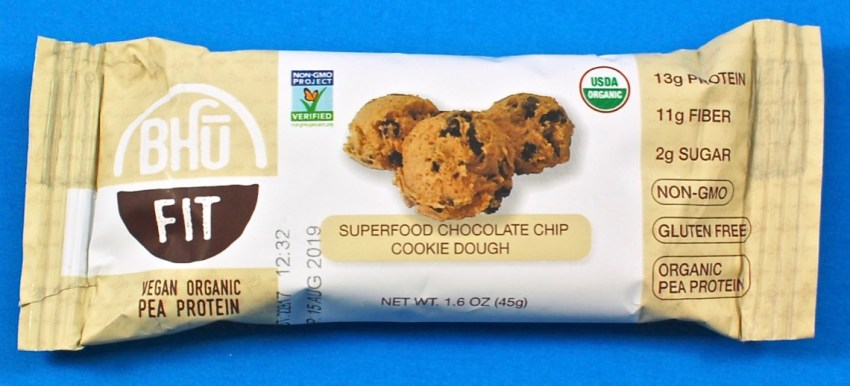 BHU Fit cookie dough