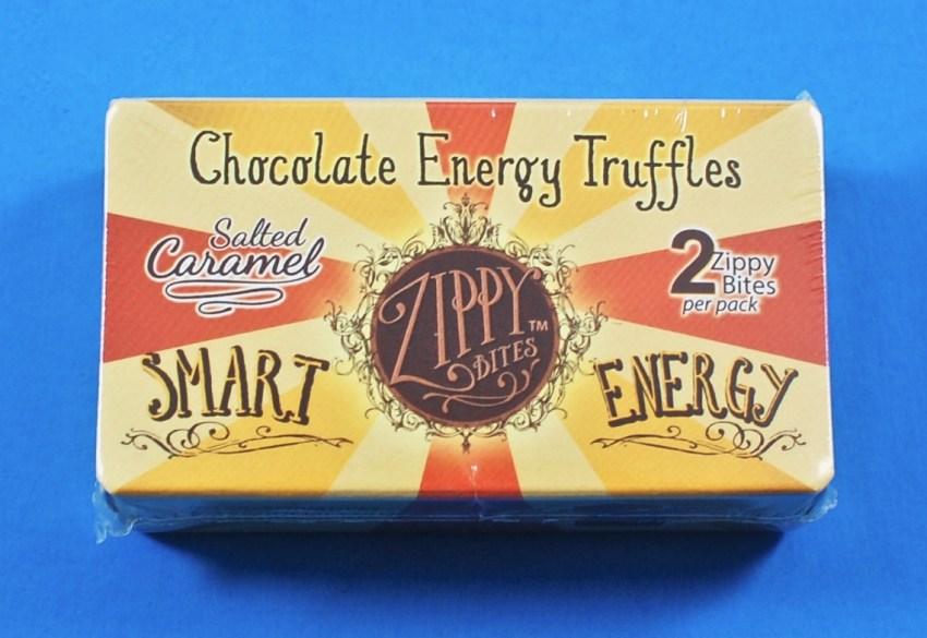 Zippy energy truffles