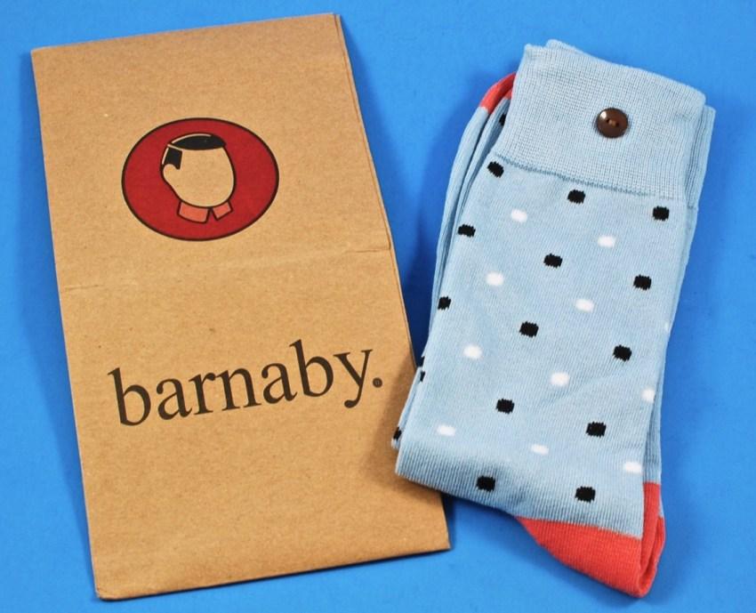barnaby socks