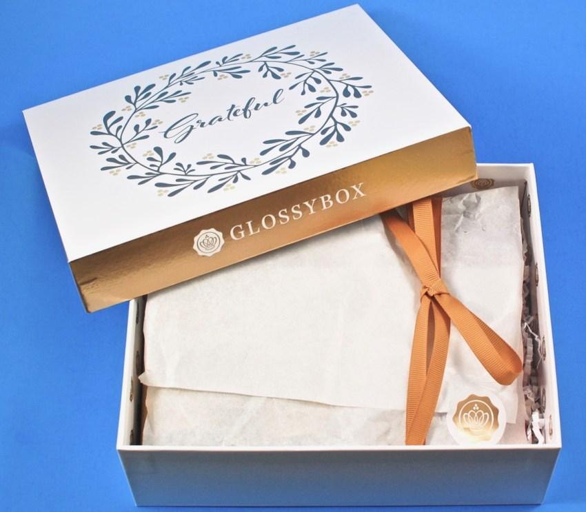 glossybox coupon