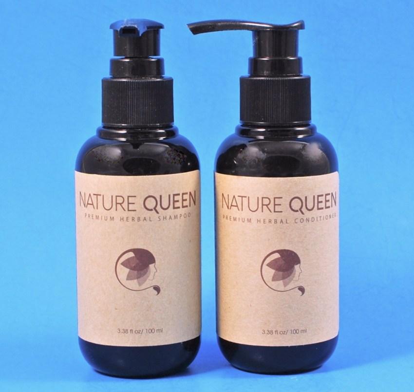 Nature Queen shampoo