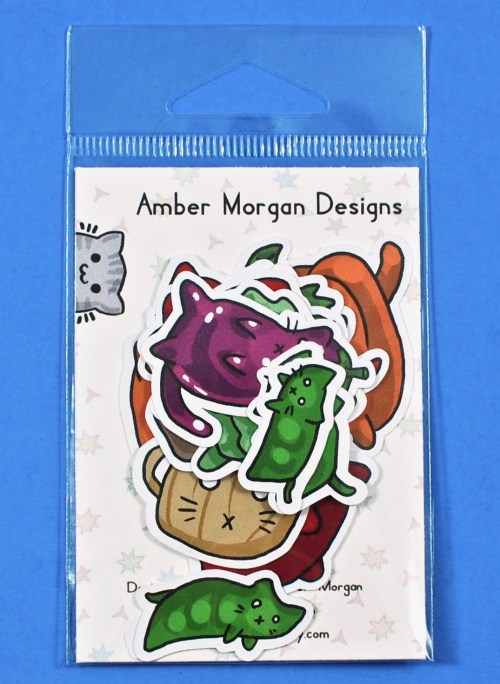 Amber Morgan Designs stickers