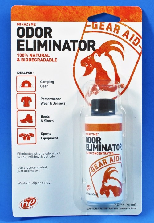 GearAid odor eliminator
