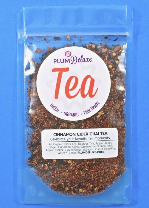 cinnamon cider tea