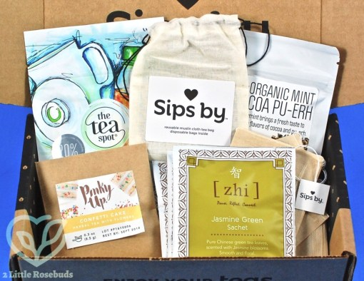 November 2017 Sips By review