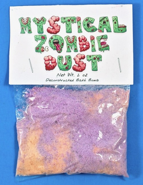 zombie dust bath powder