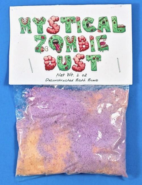 zombie dust bath powder