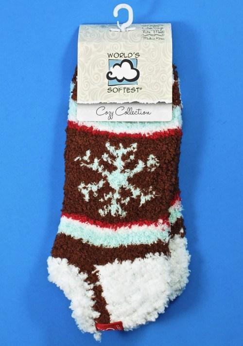cozy low socks