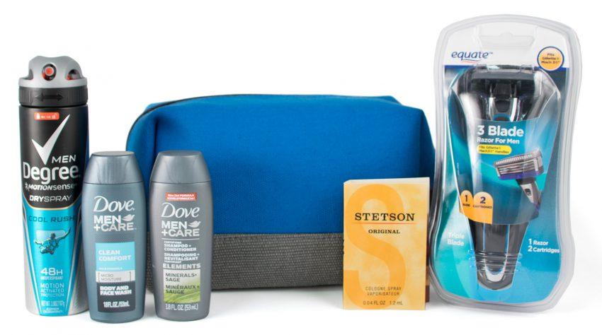 Walmart Men's Grooming Box
