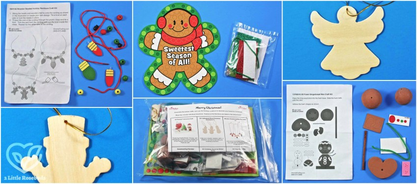 DoodleBug Busy Bags December 2017 Children's Subscription Review