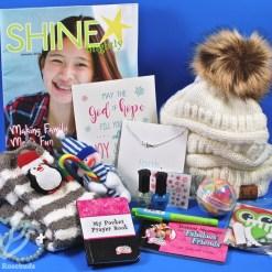 Winter 2017 Godly Girlz Box review