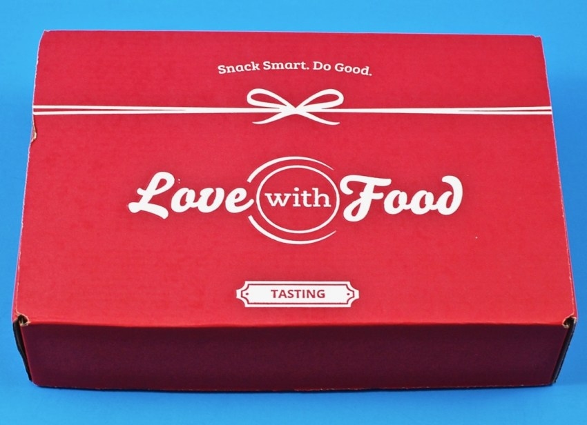 Love With Food Tasting Box