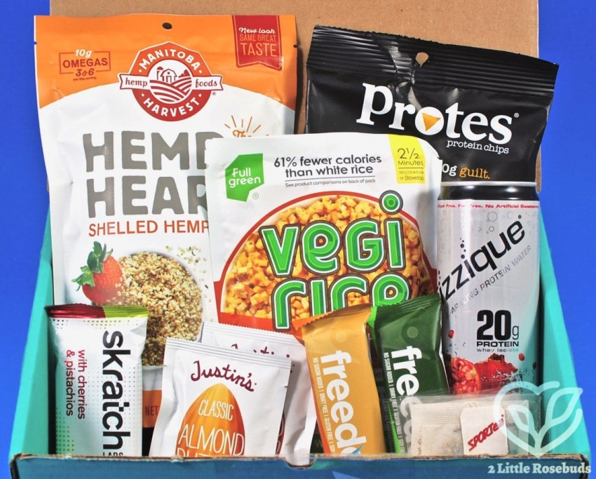Fit Snack February 2018 Subscription Box Review & Coupon Code