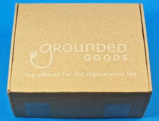 Grounded Goods box