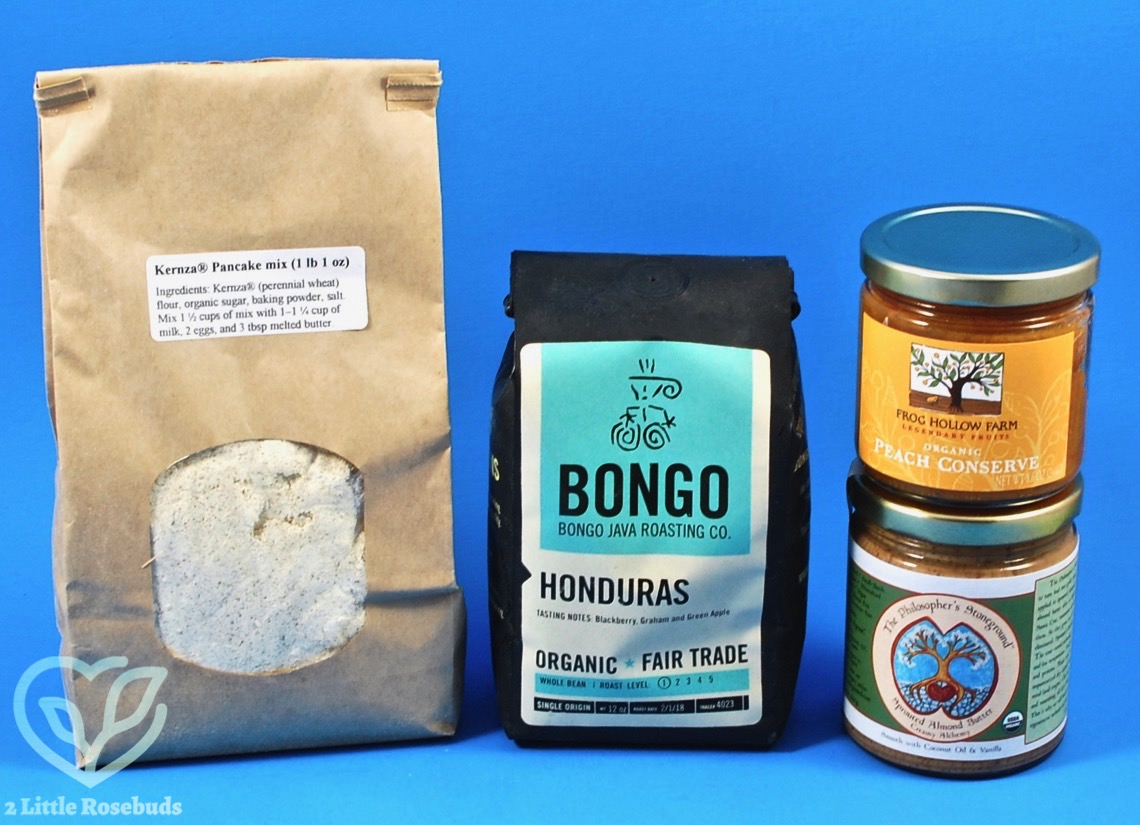 Grounded Goods February 2018 Subscription Box Review
