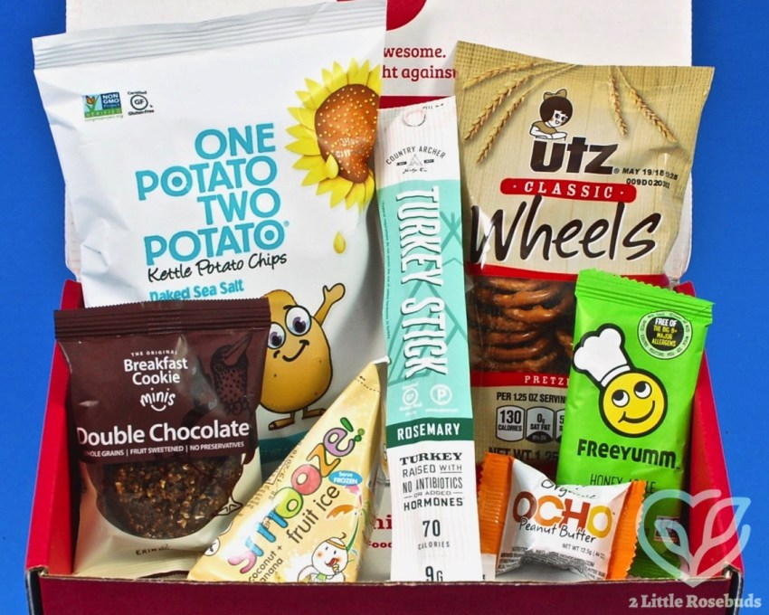 Love With Food February 2018 Subscription Box Review & Coupon Code