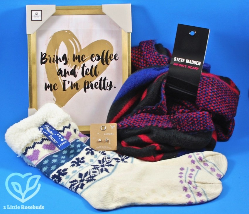 Peaches & Petals January 2018 Subscription Box Review & Coupon Code