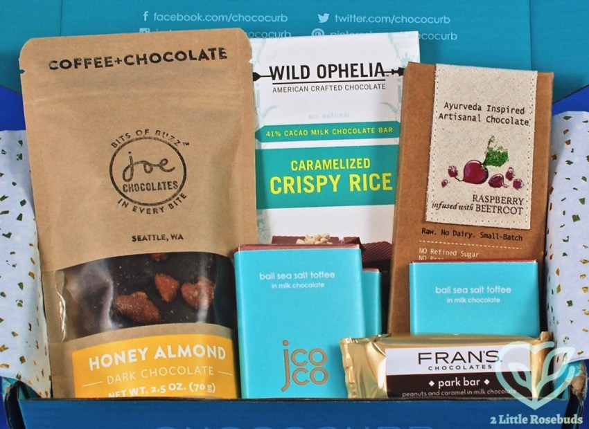Chococurb February 2018 Subscription Box Review & Coupon Code