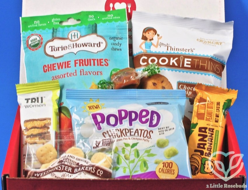 Love With Food April 2018 Subscription Box Review & Coupon Code