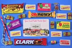 April 2018 Nostalgic Candy Club review