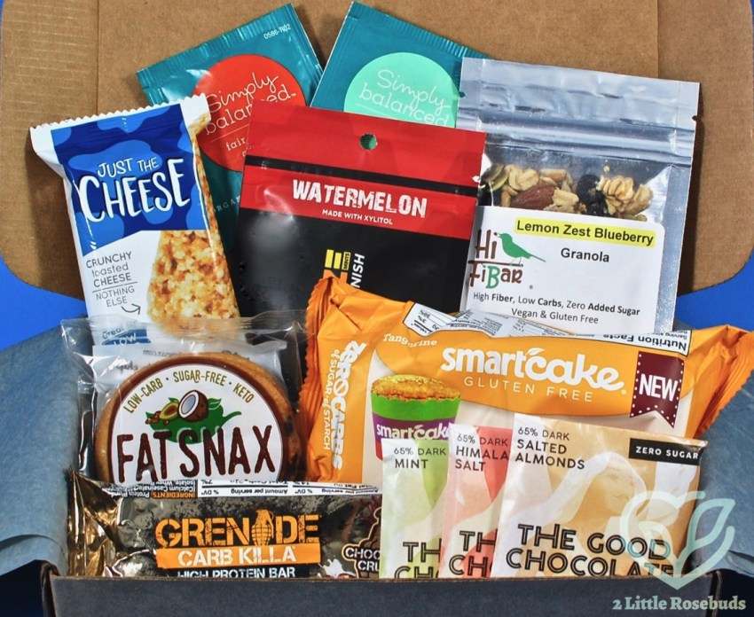 Sleek Treat April 2018 Subscription Box Review & Coupon Code