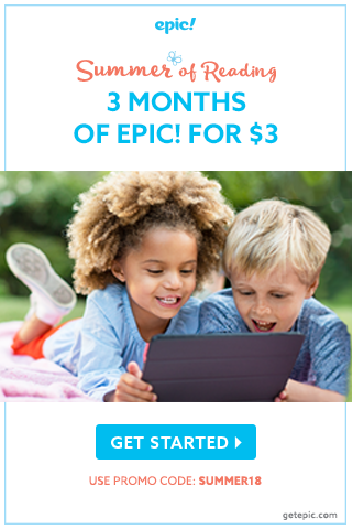 Get 3 Months of Epic! Children's E-Book Subscription for Just $3