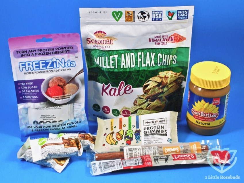Fit Snack May 2018 Subscription Box Review & Coupon Code