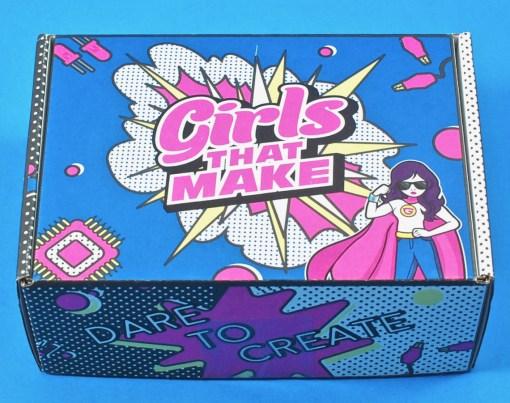 Girls That Make box