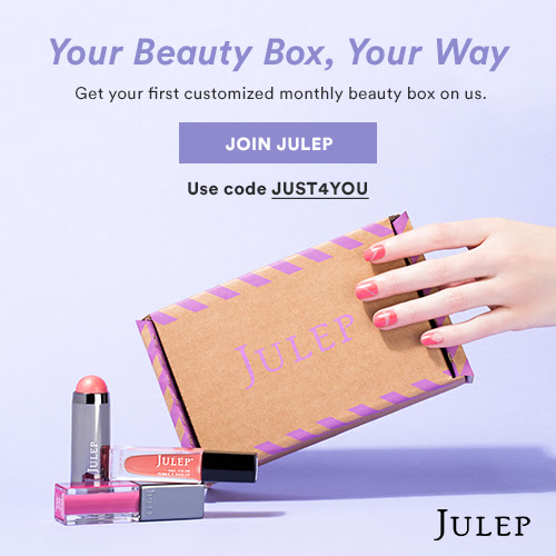 Still Available: Julep FREE Build Your Own Customized Beauty Box Offer