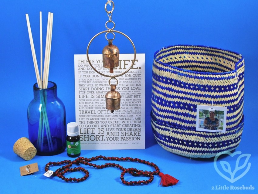 "GlobeIn Artisan Box June 2018 ""Mindfulness"" Box Review & Coupon Code"