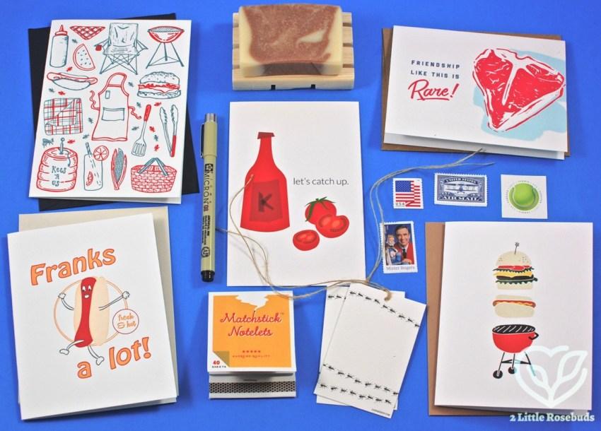 Postmark'd Studio Postbox June 2018