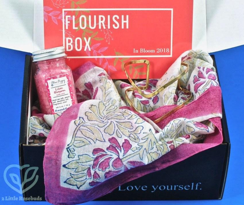 Thread & Flourish May 2018 FlourishBox Review & Coupon Code