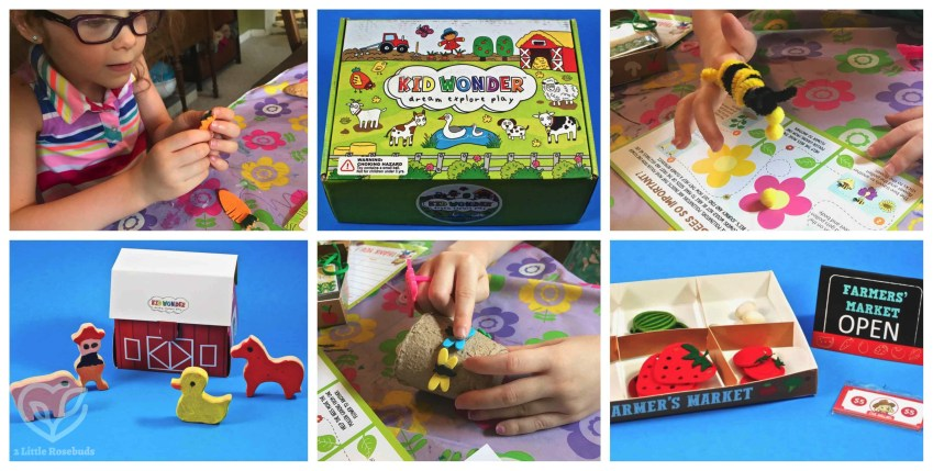 Kid Wonder July 2018 Children's Subscription Box Review & Coupon Code