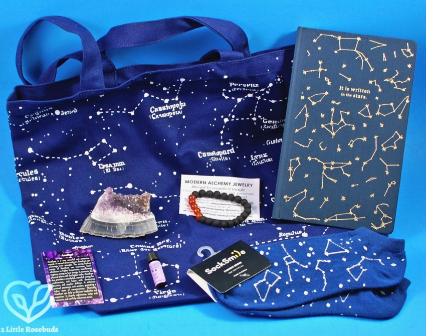 My Zodiac Box July 2018 Subscription Box Review & Coupon Code