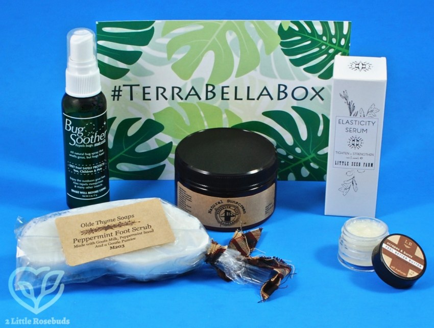 June 2018 Terra Bella Box review