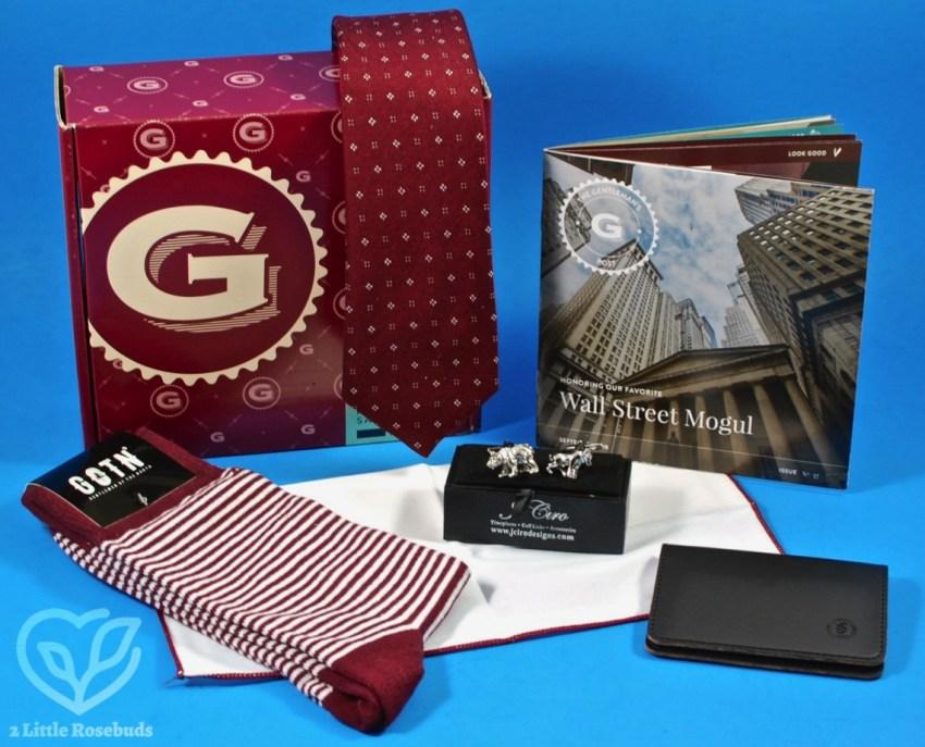 September 2018 Gentleman's Box review