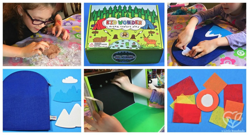 Kid Wonder September 2018 Children's Subscription Box Review & Coupon Code