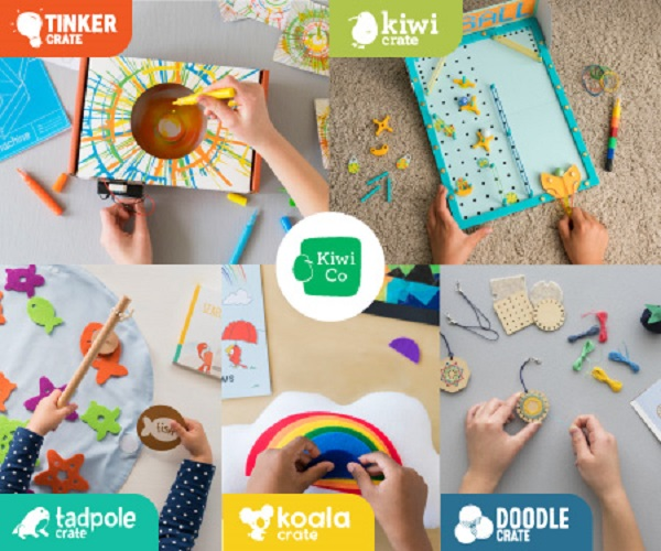 Kiwi Co. Birthday Sale – Get 3 FREE Months with Annual Subscription + More!