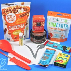 October 2018 All Around Vegan box review