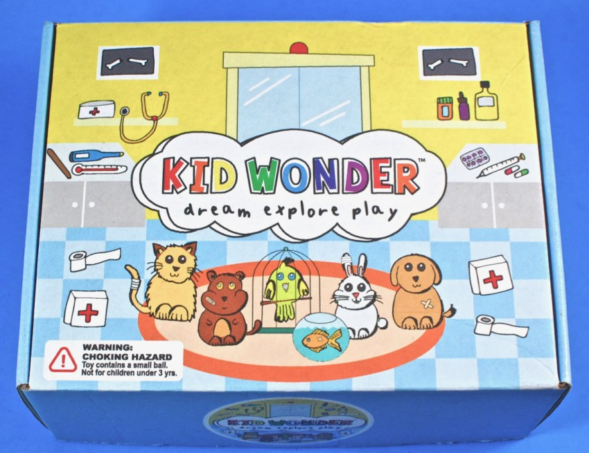 kid wonder box