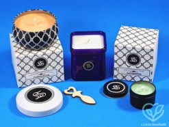 October 2018 Lovespoon Candles review