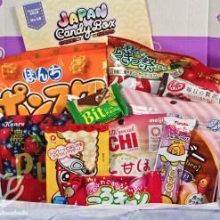 November 2018 Japan Candy Box review