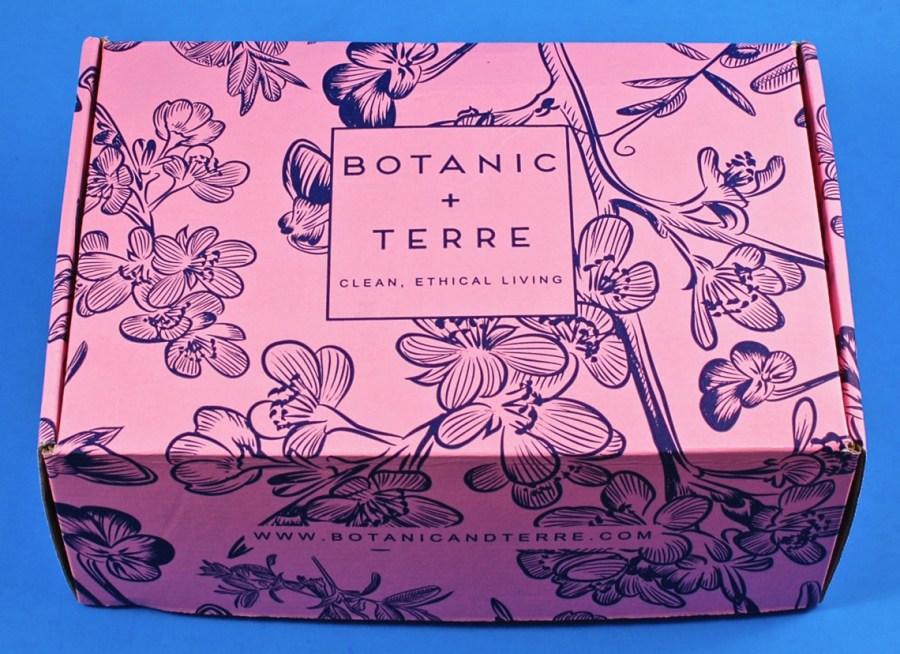 Botanic + Terre box