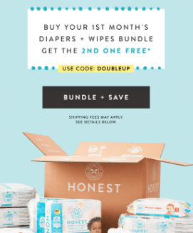 honest co coupon