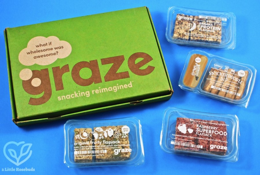 January 2019 Graze review