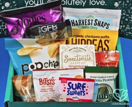 February 2019 SnackSack review
